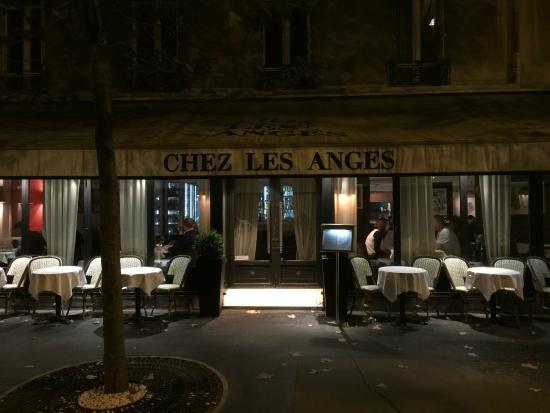 Picture of chez les anges paris tripadvisor - Tour maubourg restaurant ...