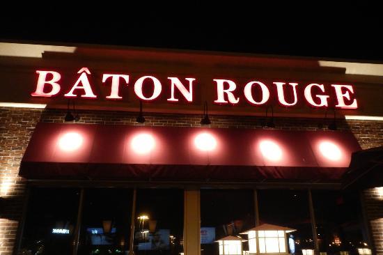 Baton rouge restaurant bar quebec omd men om for Dining near at t park