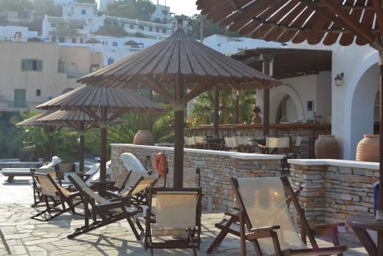 Γιαλός, Ελλάδα: Pool Bar