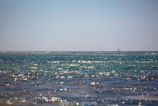 B&B Baglio Maragani: mare maragani