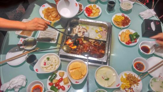 Haidilao Hot Pot Cheng (XiAn YanTa Road)