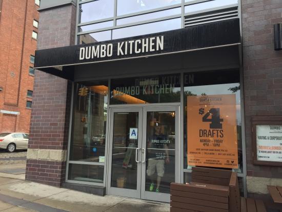 Attirant Dumbo Kitchen: Photo0