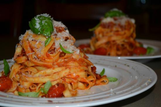 HideAway Haven: Pasta Alle Felice - dinner on arrival (prior booking only)
