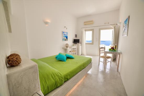 Kima Villas Hotel Oia Santorini