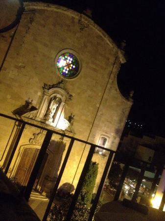 l'Hostalet de Tossa: Вид с балкона