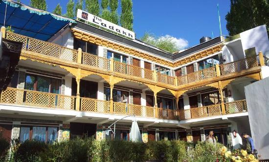 Hotel The Ladakh Leh Reviews Photos Rate Comparison Tripadvisor