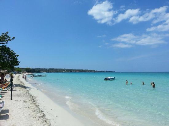 Sunrise Club: La spiaggia paradisiaca