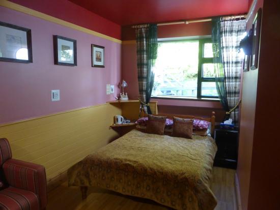 Kylemore Pass Hotel : Stanza n. 10