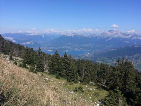 Vue Depuis Le Semnoz Photo De Montagne Du Semnoz Annecy Tripadvisor