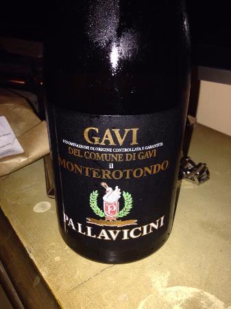 Villa Pallavicini: Местное вино!