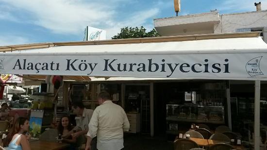 Alacati Koy Kurabiyecisi