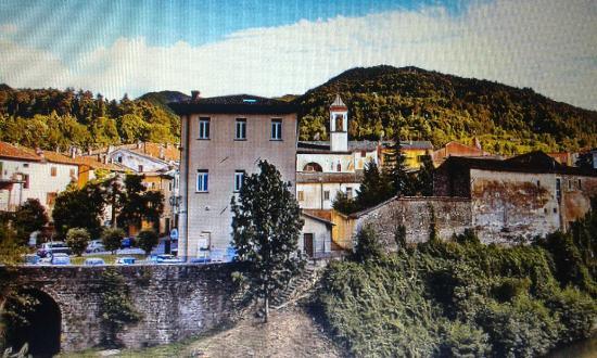 Marradi, Italie : Il paese di Dino Campana