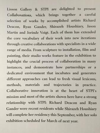 Singapore Tyler Print Institute: STPI