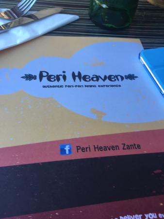 Peri Heaven: Great Restaurant worth a try