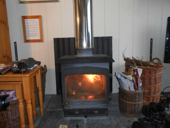 Seafield Farm Cottages: Very Warming