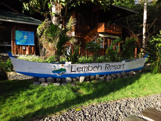 Le balcon picture of lembeh resort bitung tripadvisor for Jardin hansen