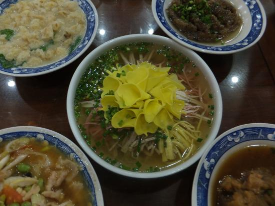 LuoYang ZhenBuTong Restaurant (ZhongZhou East Road) : Our order
