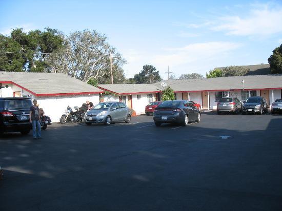 Bayside Inn: vue hôtel
