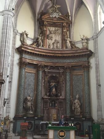 Coca, Spain: Iglesia de Santa Maria la Mayor