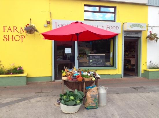 Нью-Росс, Ирландия: Full and Plenty Farm Shop New Ross - Local and Speciality Food