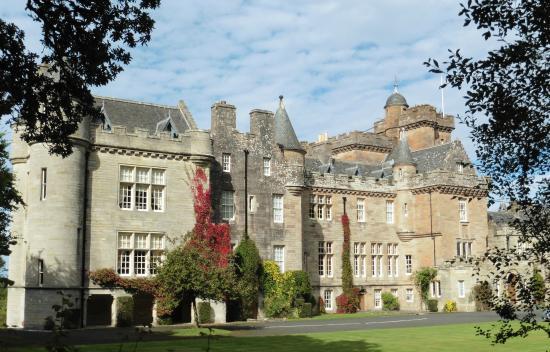 Ballantrae, UK: Glenapp Castle hotel