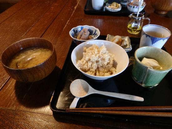Azukiya: 和朝食