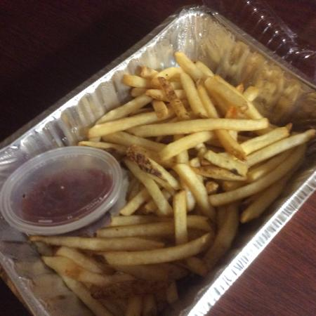 Urban Table: Soggy fries