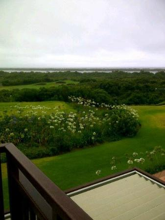 Goose Valley Golf Club : View from our unit on the 11th tee