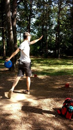 Oak Ridge, TN: Secret City Disc Golf Course