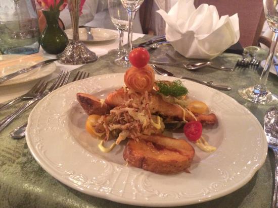 Hotel Diana: Dinner