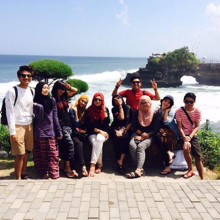 Tirta Bali Tour: Tanah Lot