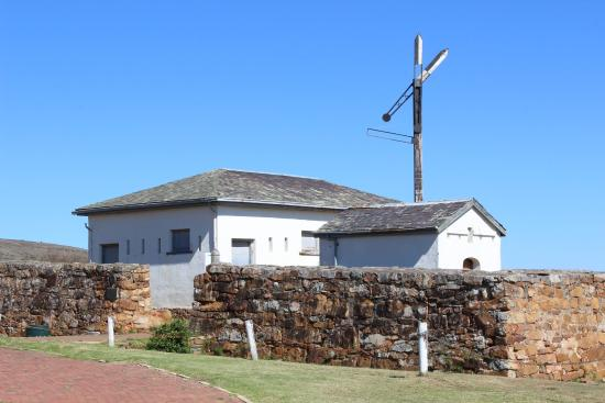 Albany Museum-Fort Selwyn : Forte Selwyn - Grahamstown, Eastern Cape, África do Sul