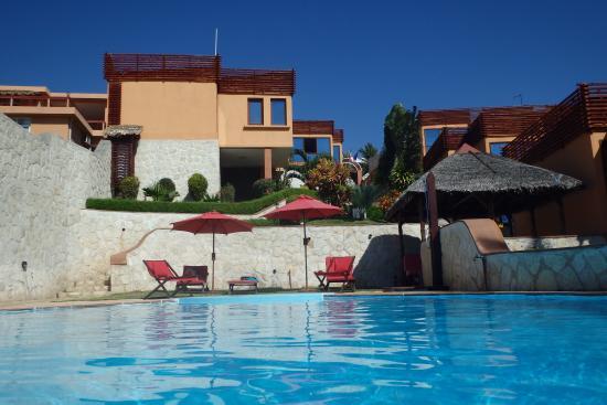 Piscine De L Hotel Picture Of Karibu Lodge Mahajanga Tripadvisor