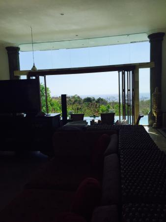 Lagen Cliff Villa Bali : Nice place for meditation but not suitable for people who want get entertainment near by