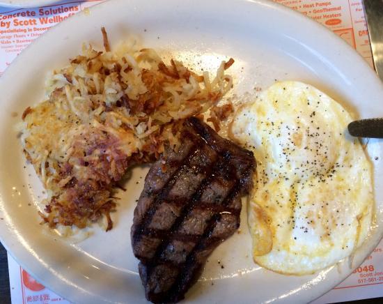 Steve's Ranch - American Restaurant - 311 W Louis Glick ...