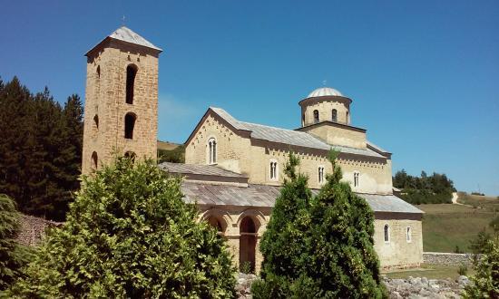 斯塔里斯和索泼查尼修道院
