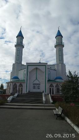 ‪Siberian Great Mosque‬