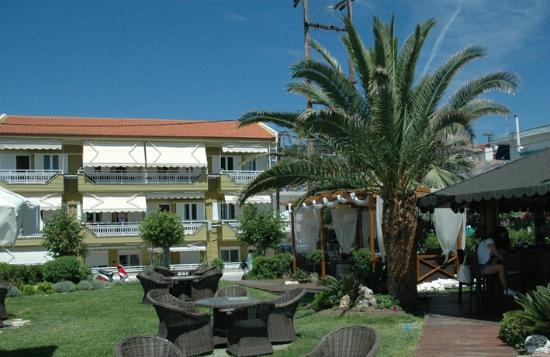 Theodora Haus: Ξενοδοχείο