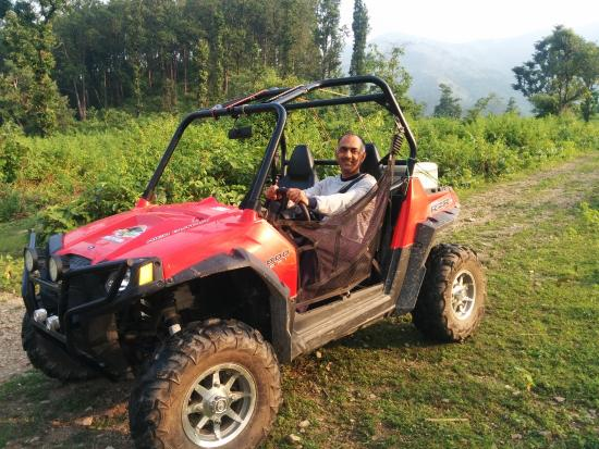 ATV xperience in wild - Picture of The Rangers Reserve, Corbett