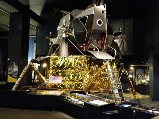Il Lem dell'Apollo 11 - Picture of Science Museum, London ...