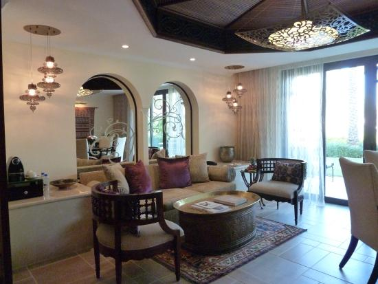 Junior Suite - Wohnbereich links