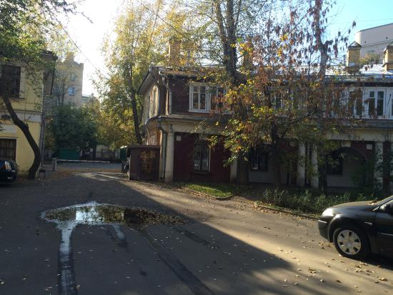 Moscow Patio on Prechistenka 32