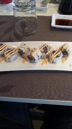 Uramaki spicy tuna foto di samurai torino tripadvisor for Samurai torino