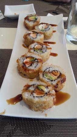 Maki fritto foto di ristorante giapponese samurai for Samurai torino
