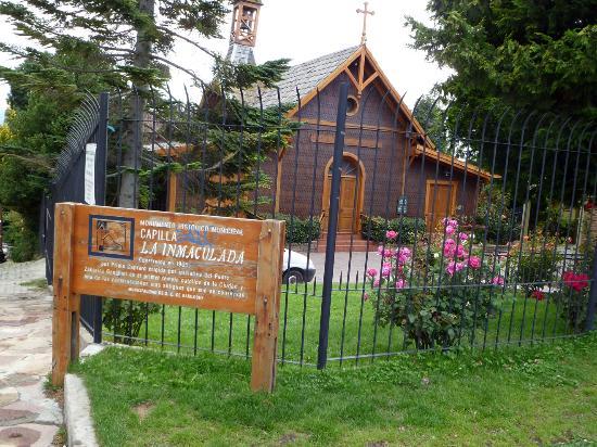 Monumento Historico Municipal Capilla La Inmaculada