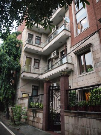 Saket Bed and Breakfast: 外観