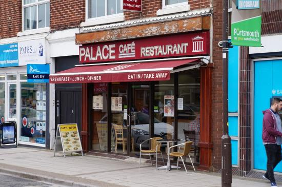 Palace Cafe Restaurant