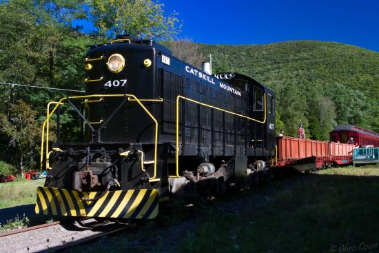 Empire State Railway Museum