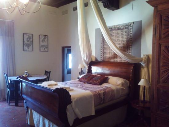 Apartamentos Carmen del Jazmin : Una habitación encantadora