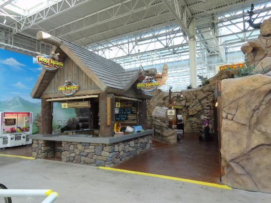Food Places At Mall Of America